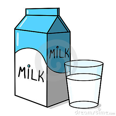 Milk Carton Stock Illustrations Vectors Amp Clipart Stock
