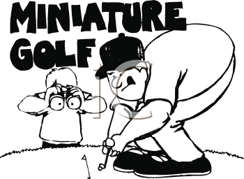 Mini Golf Cartoon Clipart Free Clip Art Images