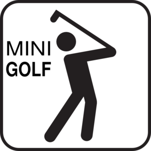 Mini Golf Clip Art At Vector Clip Art Online Royalty