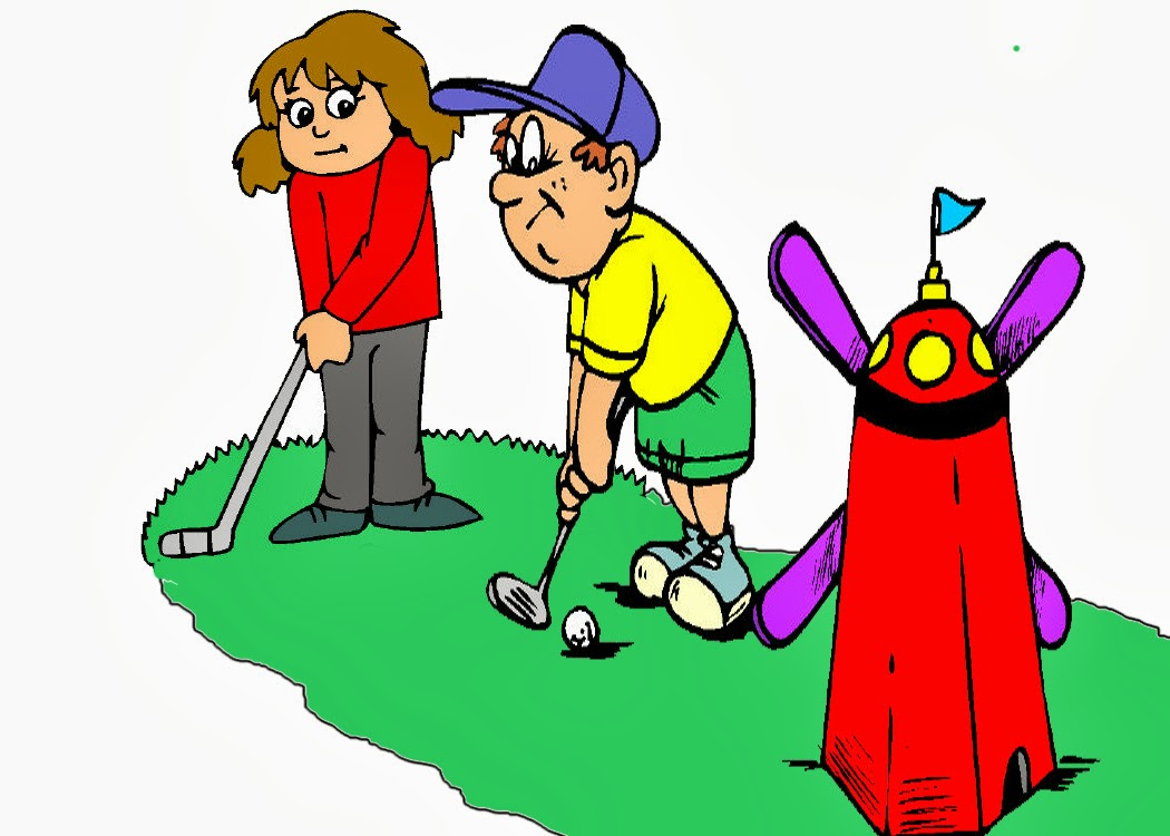 Best Mini Golf Clip Art #9997 - Clipartion.com