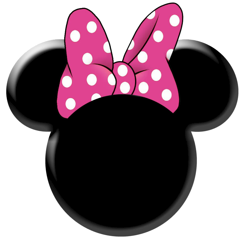 Best Minnie Mouse Head 9036 Clipartion Com