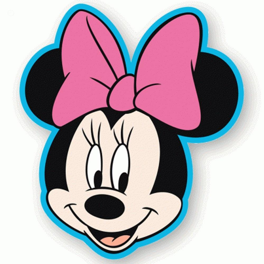 Minnie Mouse Head Clipart Free Clip Art Images