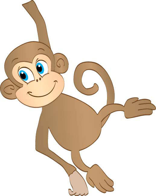 Best Monkey Clipart #15677 - Clipartion.com