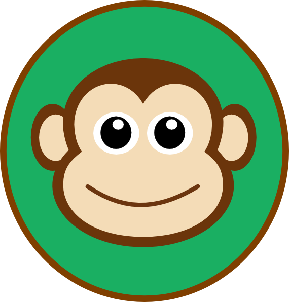 Monkey Face Clip Art Baby Monkeys Cartoon Artjpg Clipart Free
