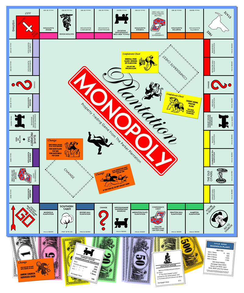 Monopoly Board Clipart Free Clip Art Images