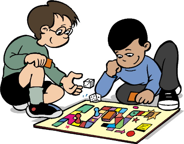 Monopoly Game Clipart