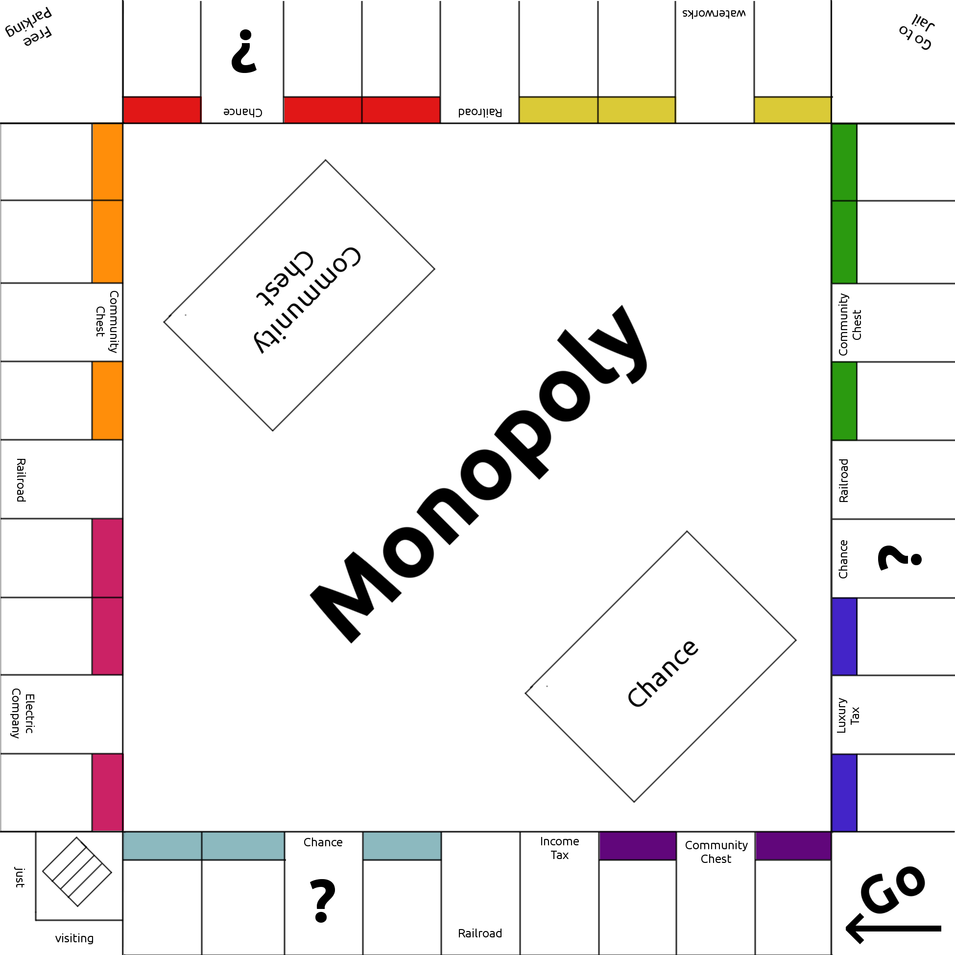 Monopoly Templatelunarcloud D Bdjts Free Images At