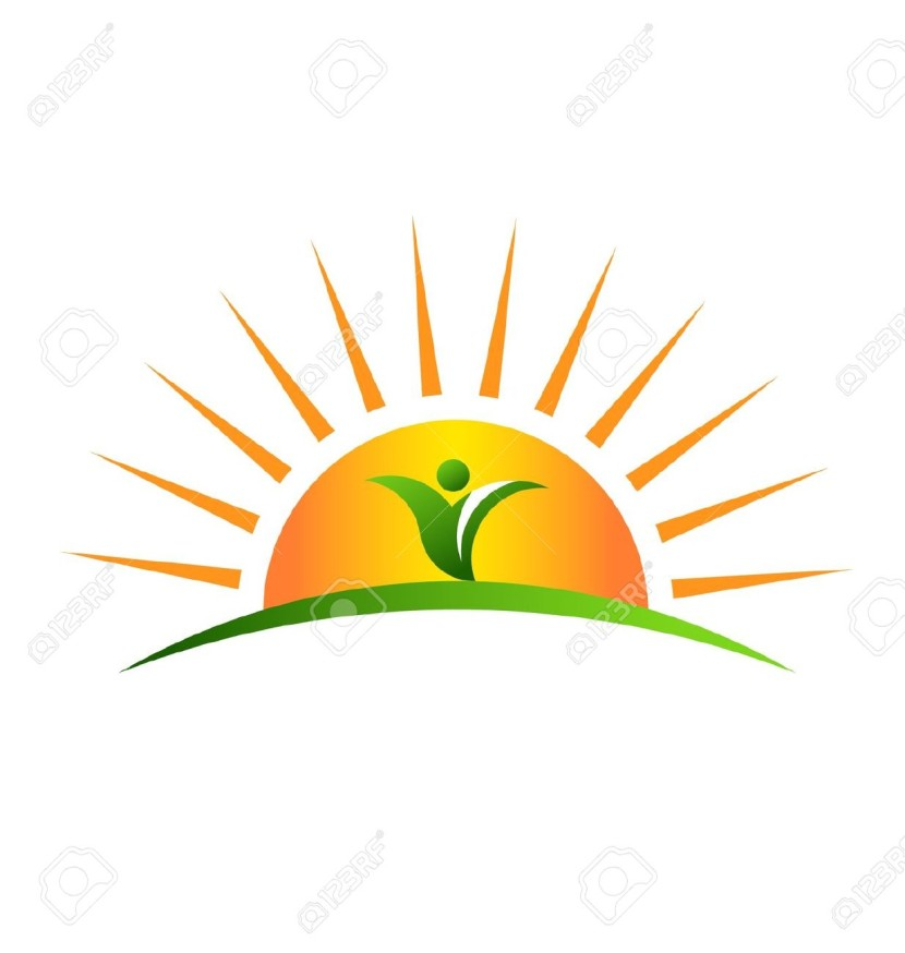 Morning Sun Stock Illustrations Cliparts And Royalty Free Morning