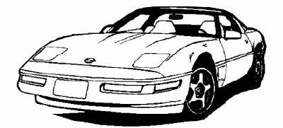Most Popular Corvette Clipart Free For Your Website Imagegator