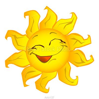 Mostly Sunny Clipart Funny Pics