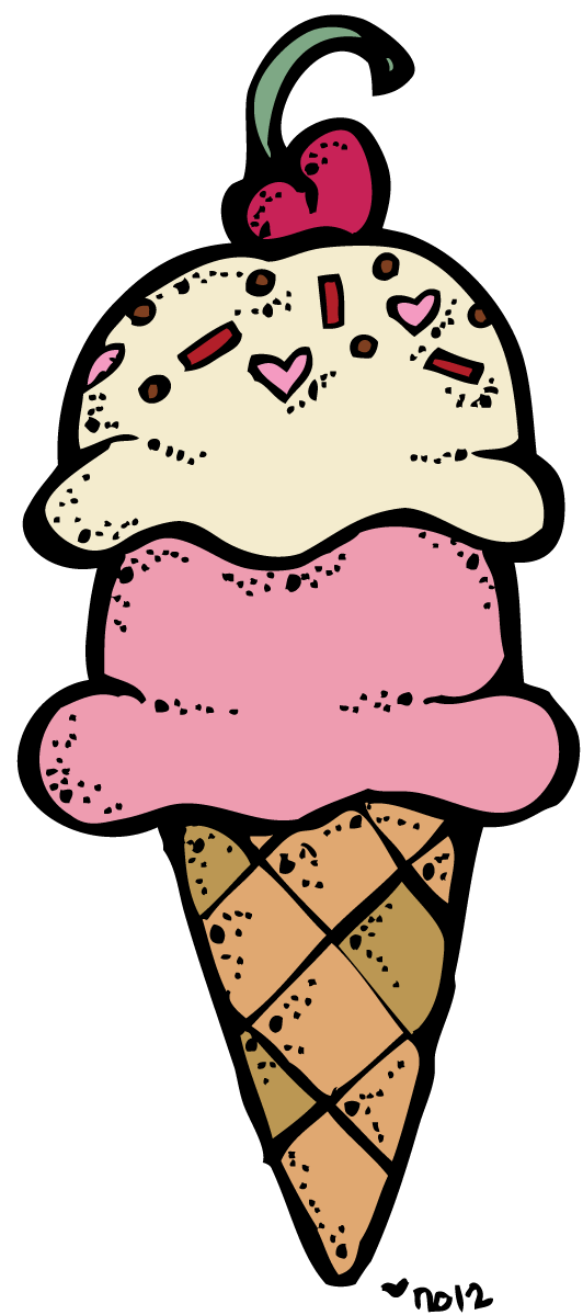 Motherdaughter Ice Cream Social Clipart Free Clip Art Images