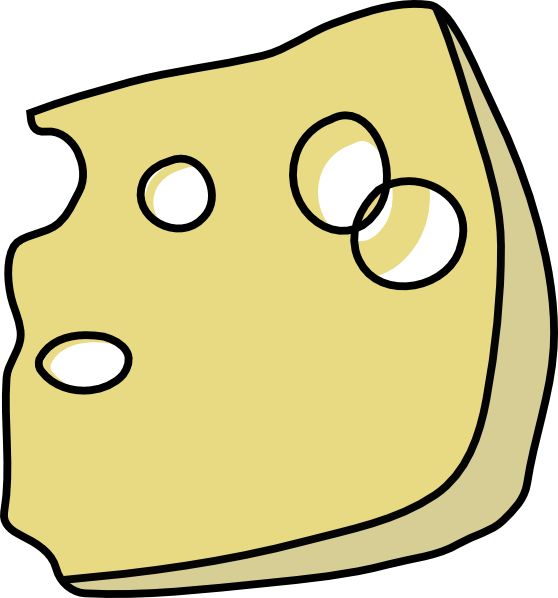 Mouse With Cheese Clipart Free Clip Art Images