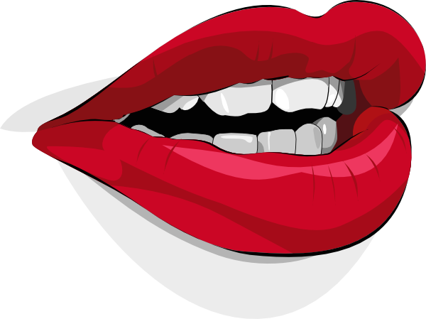 Talking Mouth Clipart Mouth Clip Art At Vector Clip Art Online Royalty Free