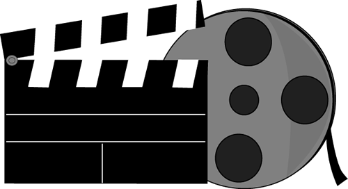 Movie Border Clipart Free Clipart Images