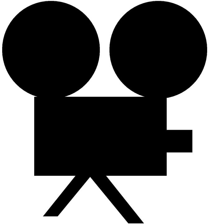 Best Movie Camera Clip Art #17522 - Clipartion.com