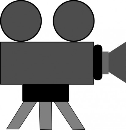 Movie Film Clip Art Free Vector For Free Download About Free