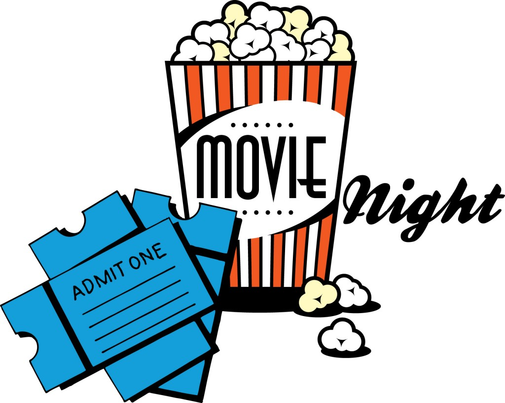 Movie Night Clipart Free Clipart Images