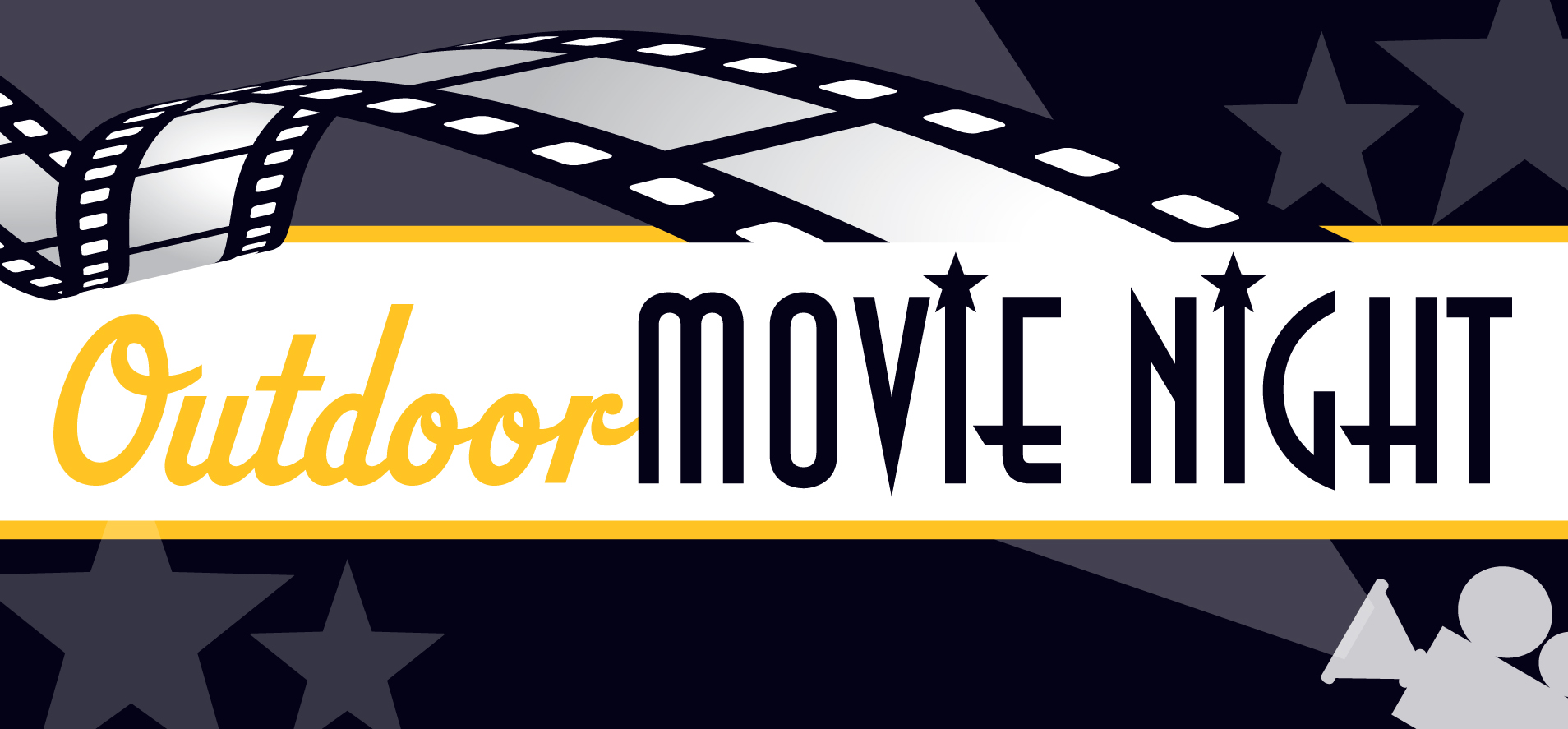 Image result for movie night clipart