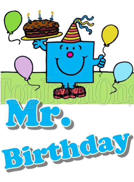 Birthday Images For Men - Clipartion.com