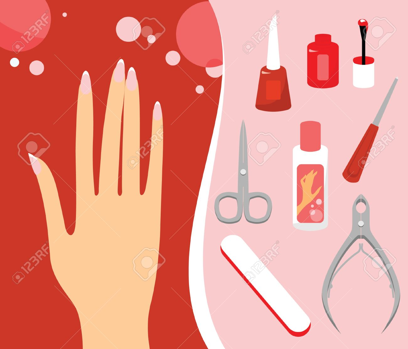 clipart for nails - photo #49