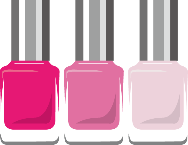 Nail Care Clipart