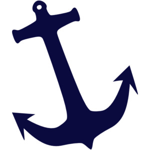 Nautical Anchor Clip Art