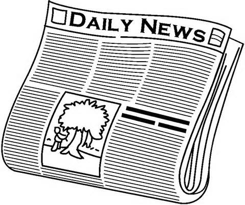 Best Newspaper Clipart #8455 - Clipartion.com