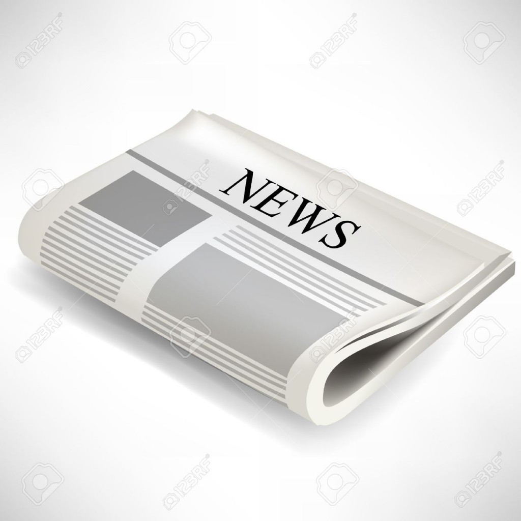 Newspaper Background Stock Illustrations Cliparts And Royalty