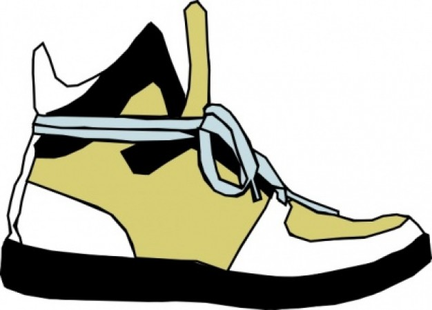 Nike Running Shoes Clipart Shoe Clip Art Clipart Free Clip