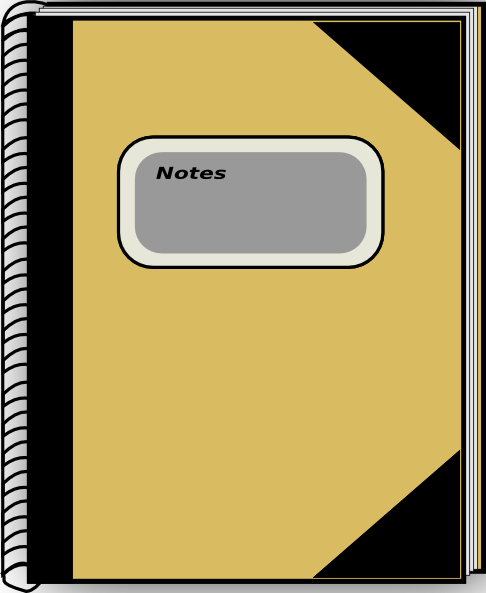 Nlyl Notebook Clip Art Free Clipart Images