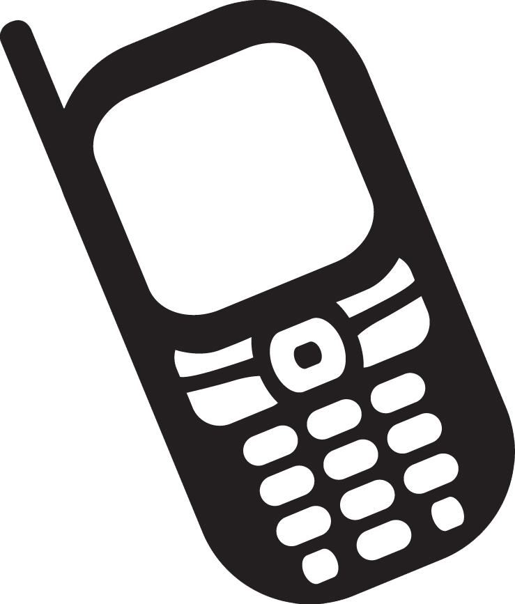 Best Cell Phone Clipart #13723 - Clipartion.com
