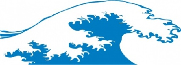 Ocean Waves Clipart Free Clipart Images
