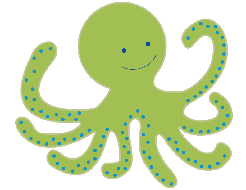 Octopus Clipart Free Clipart Images