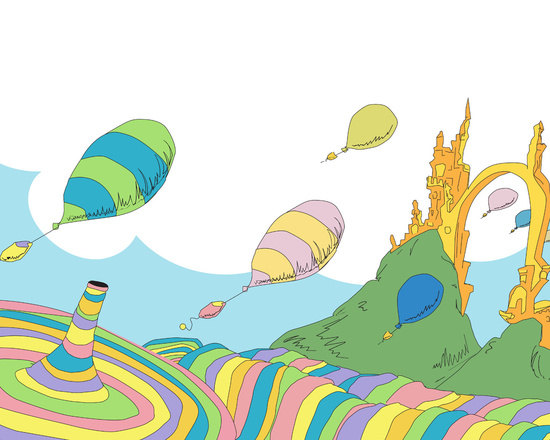 Oh The Places You\'ll Go Balloons Drstudiomarshallarts