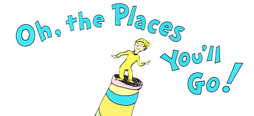 Oh The Places Youll Go Clipart Free Clip Art Images