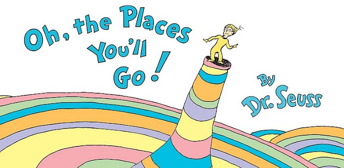Dr Seuss Oh The Places Youll Go Free Clip Art Best oh the places you ...