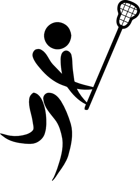 Olympic Sports Lacrosse Pictogram Hi Png