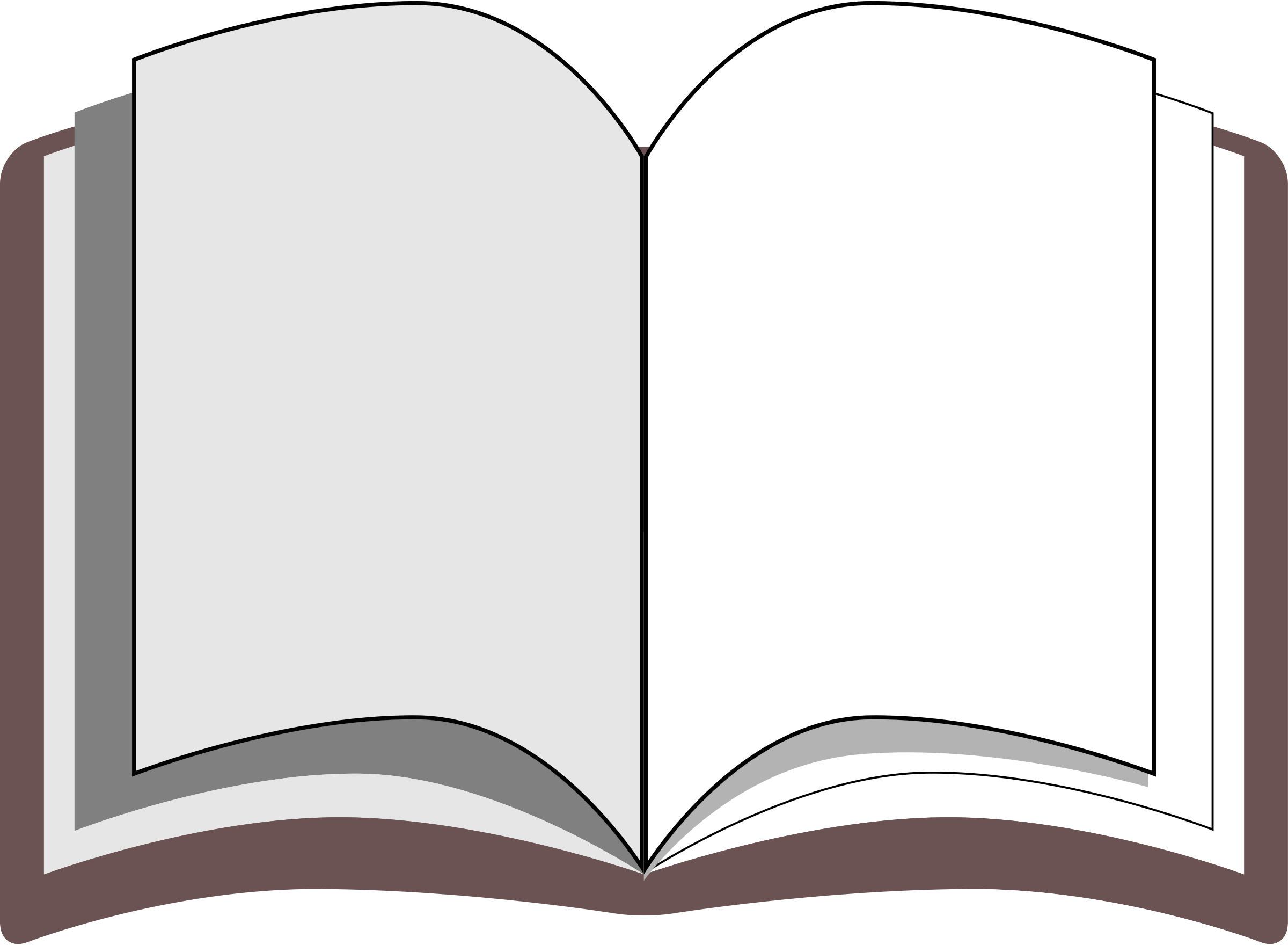 Open Book Clipart Free Clip Art Images