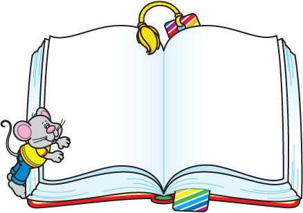 coloring pages open book - best open book clip art 12843