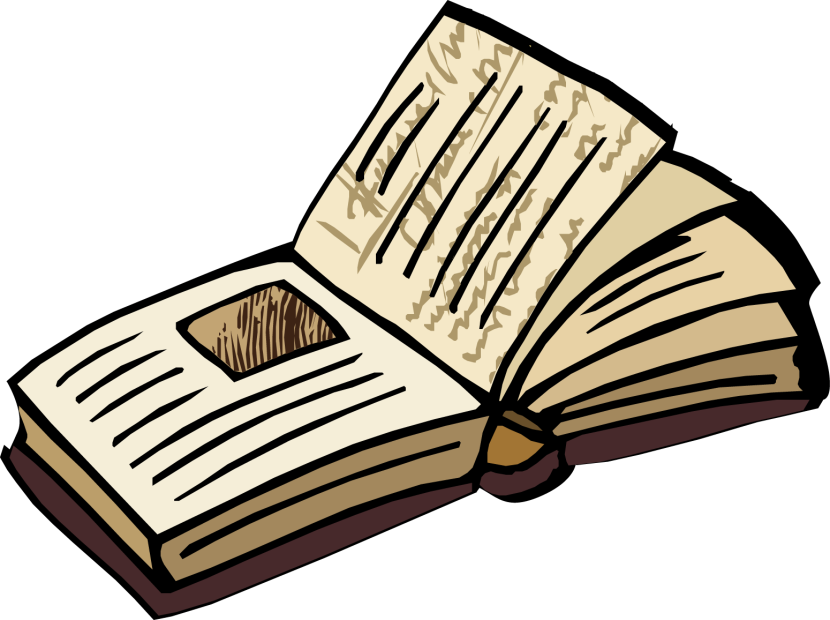 Open Book Images With Hearts Clipart Free Clip Art Images