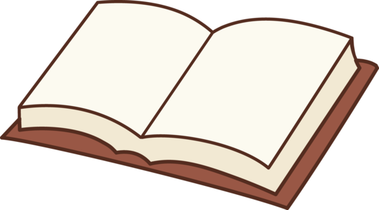Open Book Outline Clipart Free Clipart Images