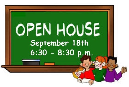 Open House September Th Shasta Middle School
