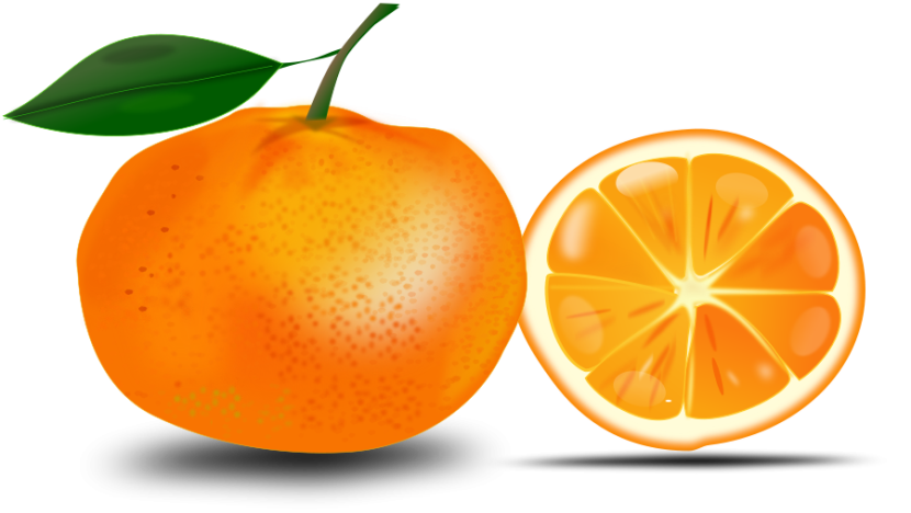Orange Clip Art Png