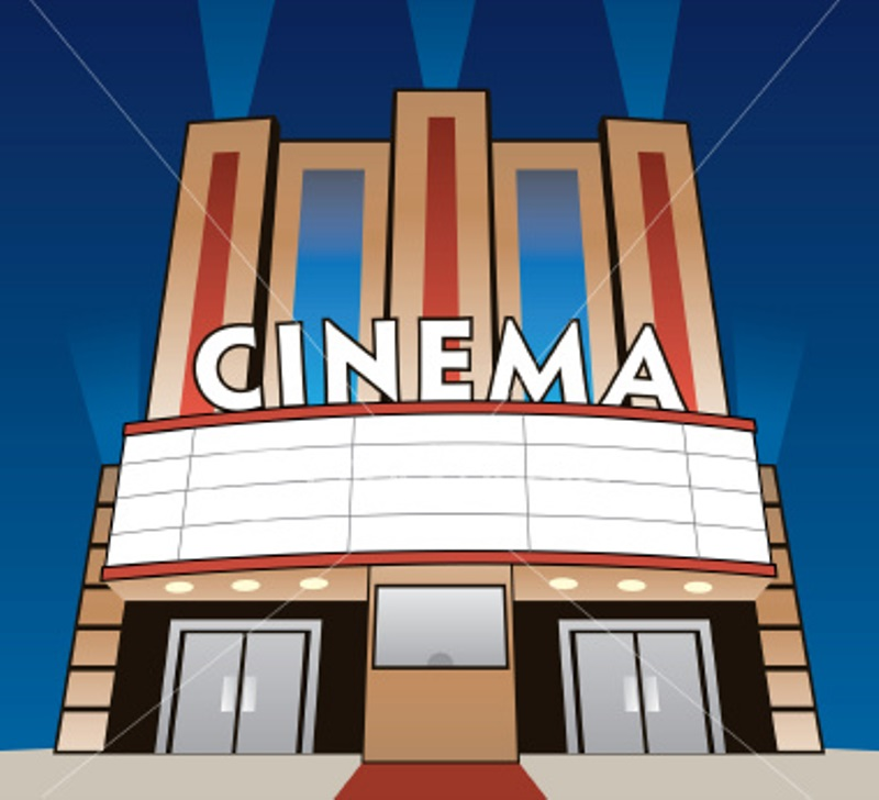 Movie Theater Clipart - Clipartion.com