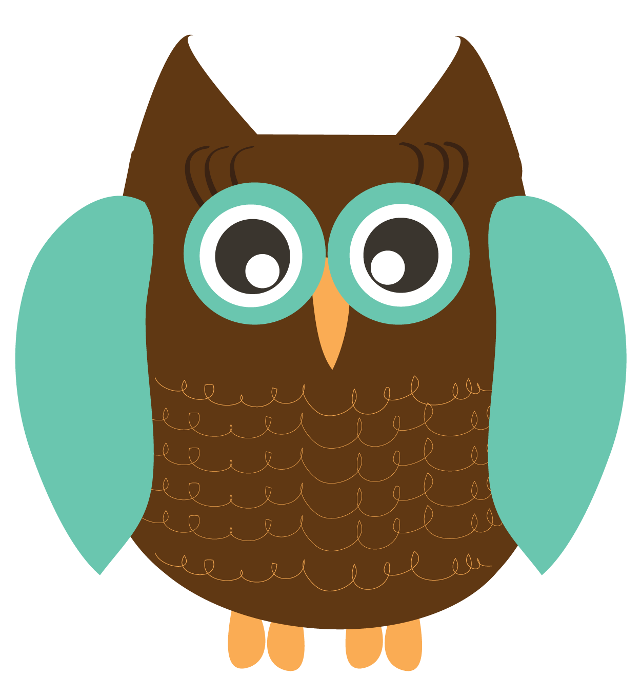 Owl Clipart Crafthubs