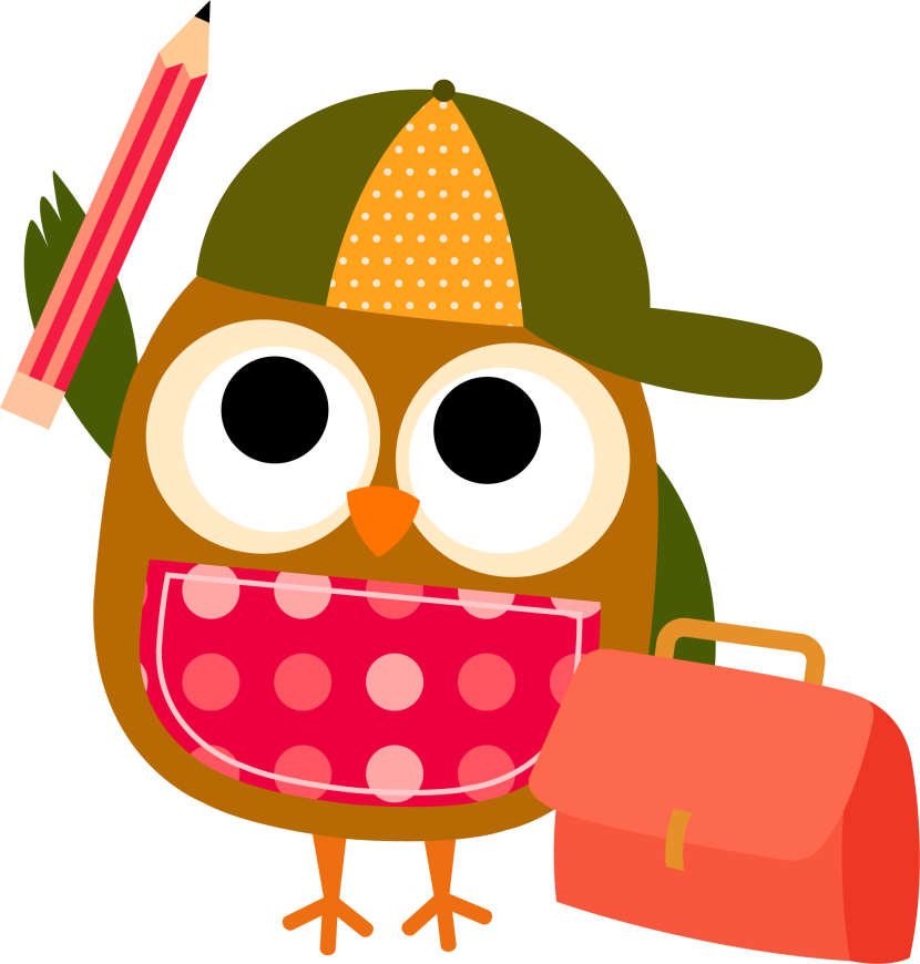 Owl Math Clip Art Free Clipart Images