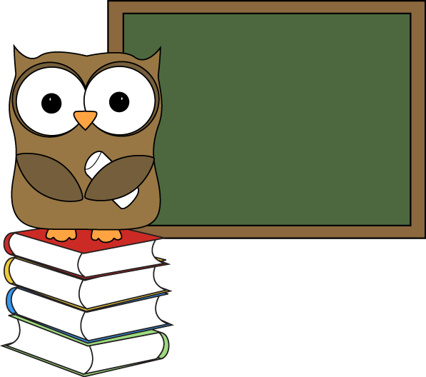 Owl Reading Clipart Free Clip Art Images