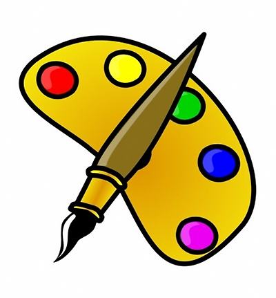 Paint Brush Clip Art Free Free Clipart Images