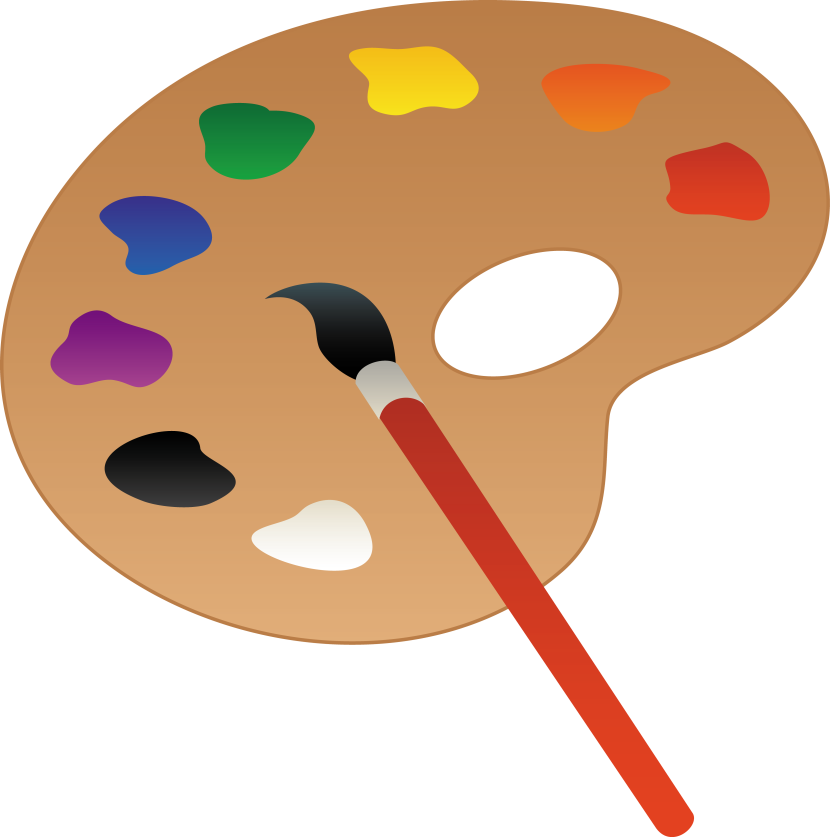 Best Paintbrush Clipart #13402 - Clipartion.com