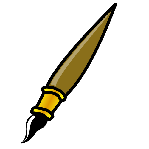Paintbrush Clipart Free